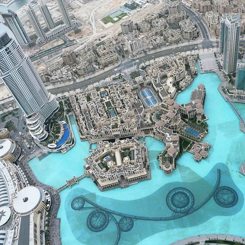 Burj-Khalifa-View-From-Top