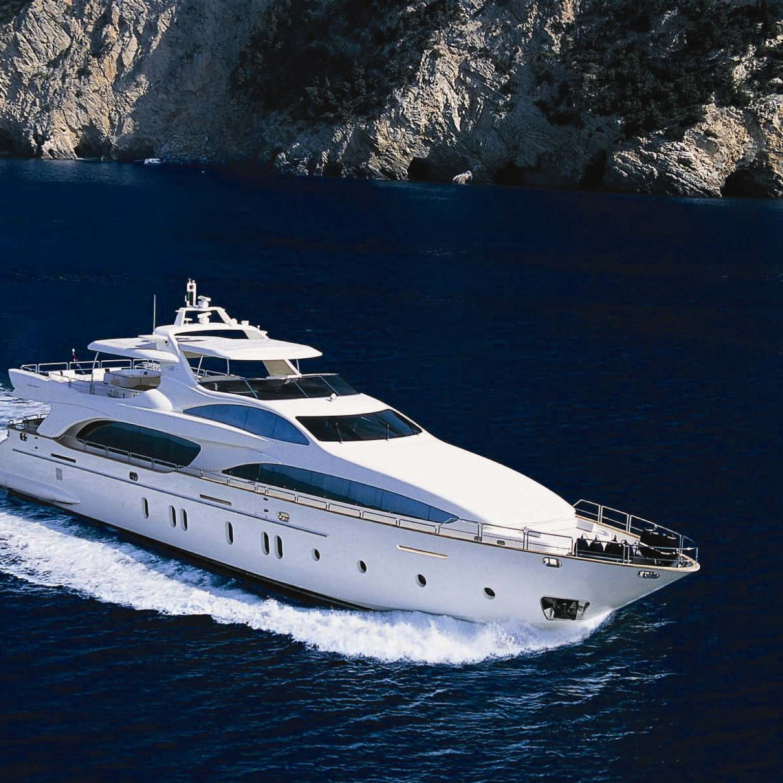 Yacht HYE SEAS II