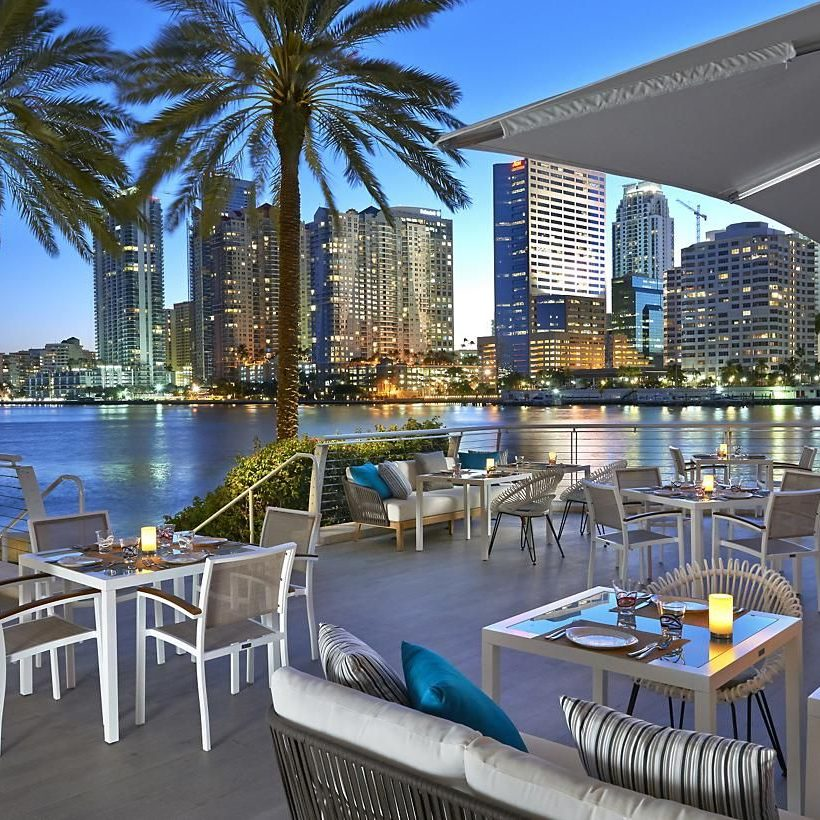 Dining Miami