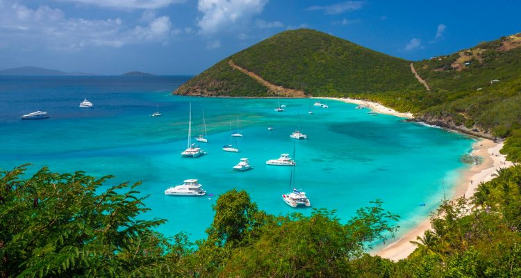 Caribbean, British Virgin Islands, Jost Van Dyke, White Bay