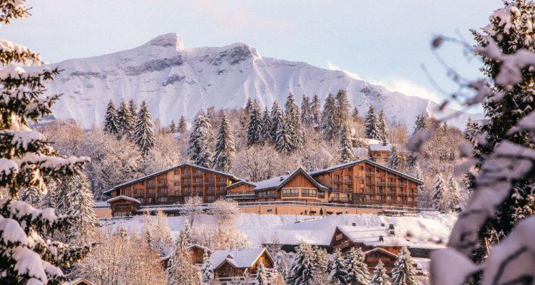 Hotel-L'Arboisie-village-of-Megève-France